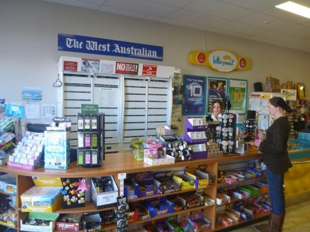 Newsagency & Lotteries