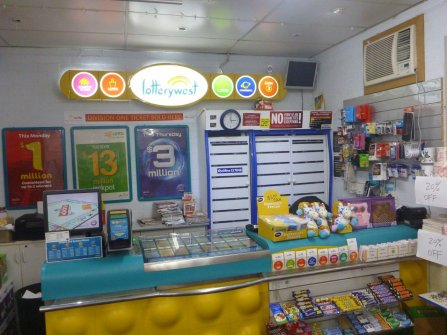 Easy News & Lotteries Outlet