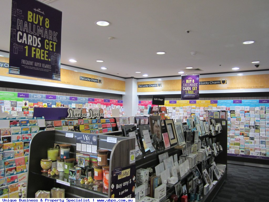 Newsagency With Lotteries