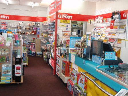 Well presented Newsagency & Postoffice & Lotteries